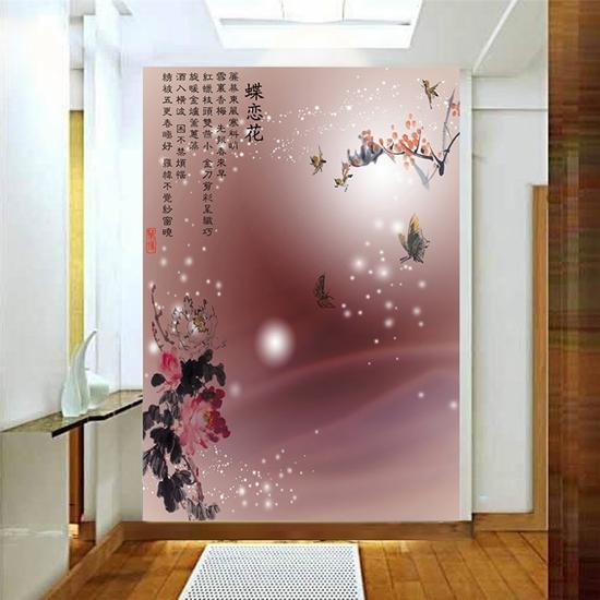 广东艺术背景墙