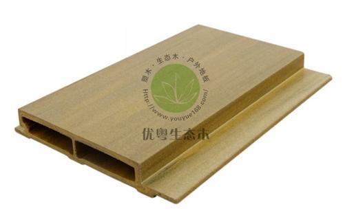 生态木墙板95宽长城(