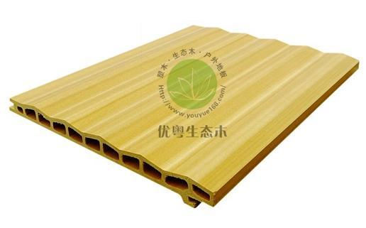 生态木墙板161叠式外墙