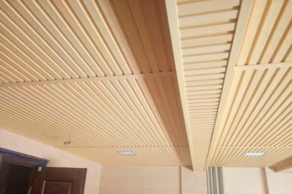 生态木装饰墙壁要如何装修和要注意什么