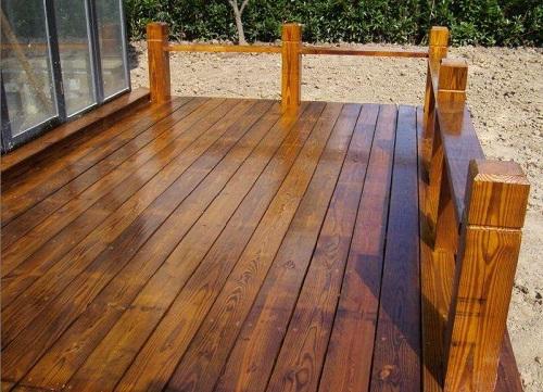你知道生态木、碳化木以及防腐木都是什么样的木材吗?